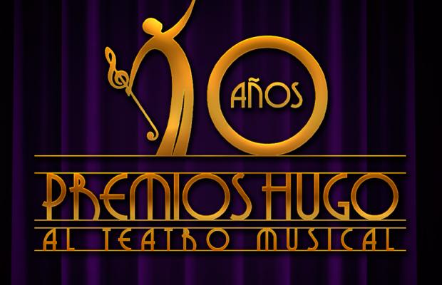 Promo art for Los Premios Hugo al Teatro Musical